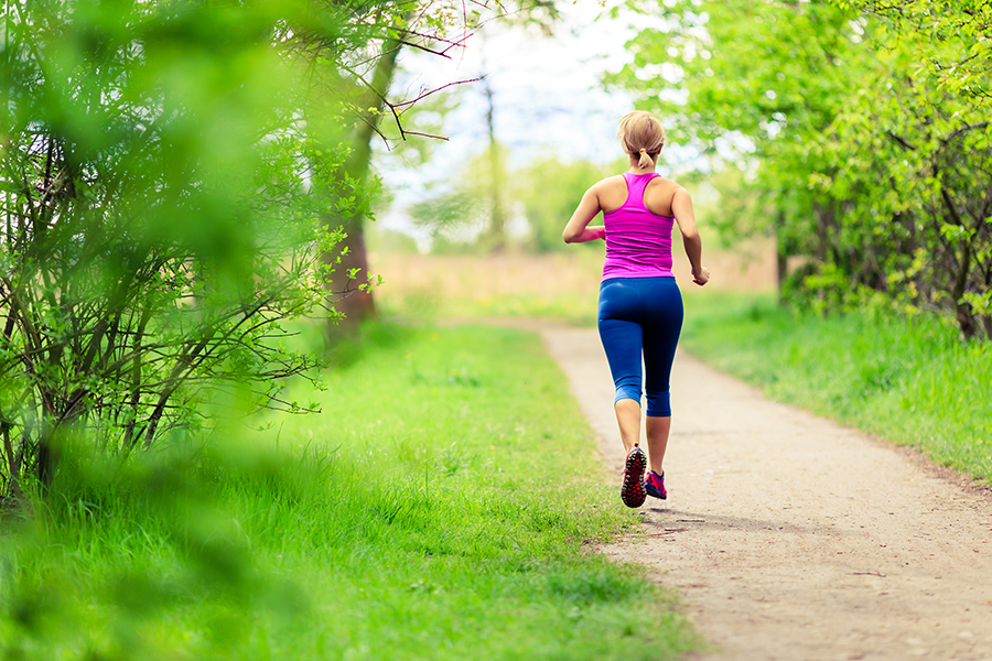 Walking (camminata veloce): dimagrire nel rispetto del perineo